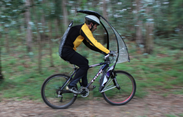 LeafXPro自行车伞