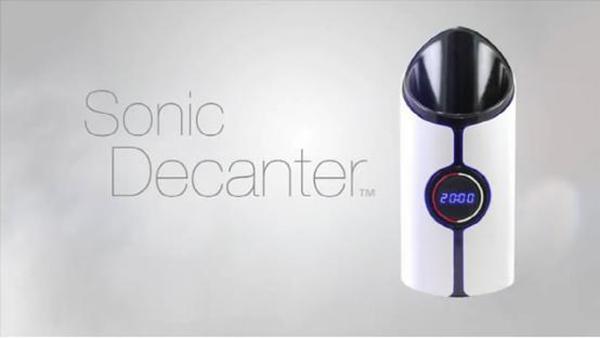 Sonic Decanter智能声波醒酒器