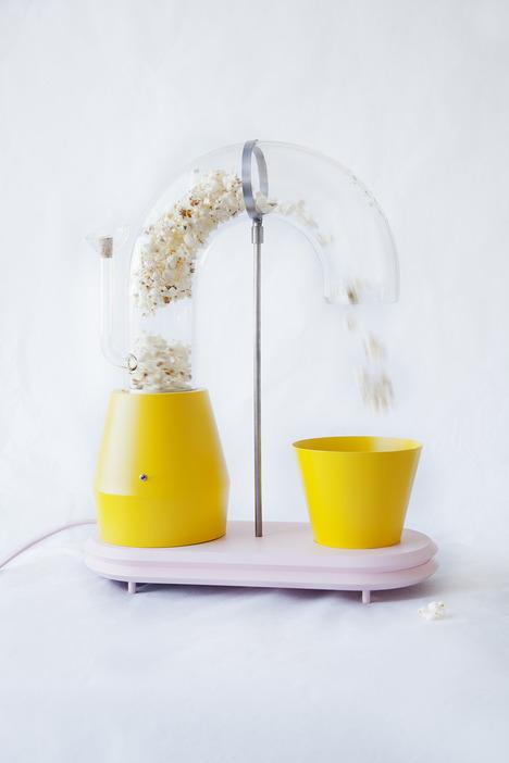 Popcorn Monsoon爆米花机