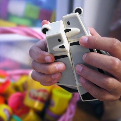 魔方熊Puzzle Bear
