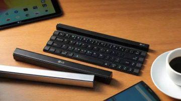 世界首款可折叠硬键盘:走心的设计,太方便!