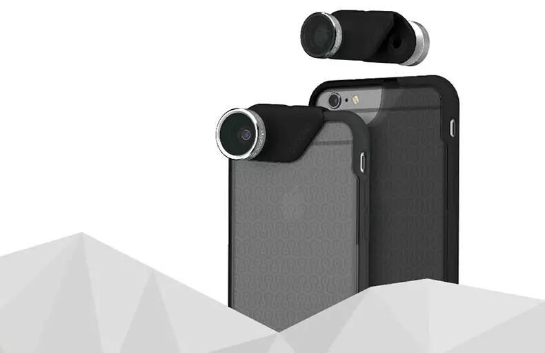 让你的iPhone 好用到哭的手机镜头,没有之一|玩物君亲测
