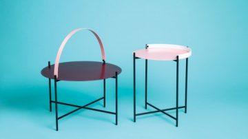 野餐超方便的便携式移动餐桌Edge