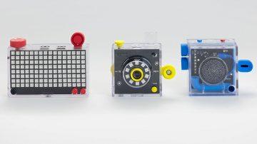 Kano与map create camera公司合作推出一系列的新产品