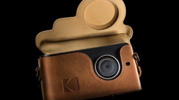 柯达正式发布拍照智能手机Ektra