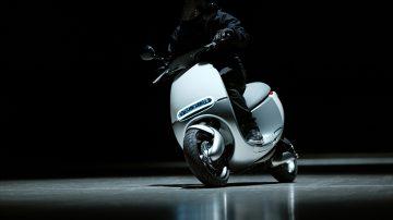 EICMA 2016:gogoro全球首款智能电动踏板摩托车在柏林发起共享服务