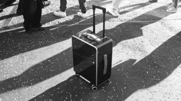 YANG DESIGN携手奥迪发布全球首款碳纤维智能旅行箱