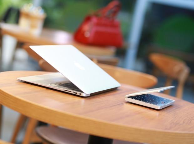 没有最小只有更小!全球首款7寸迷你笔记本电脑 GPD Pocket来了