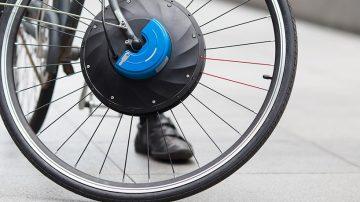 UrbanX设备让你的自行车秒变电动车