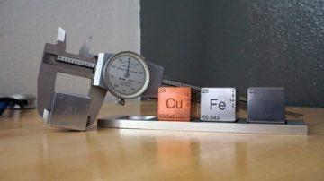 看到什么是什么,让化学迷一眼心醉的元素方块!