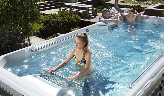 游泳选手专用大平台!美国Endless Pools无边际游泳池