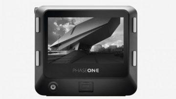 世界首款像素数量达到一亿的黑白中画幅后背单反:飞思IQ3 'Achromatic'