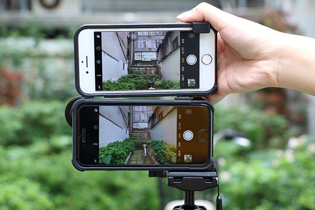 SNAP!7保护手机还能花式玩摄影,外接镜头用过就回不去啦!
