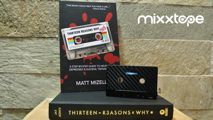 最潮的老东西——可用蓝牙、有线耳机、录音机的音乐播放器MIXXTAPE