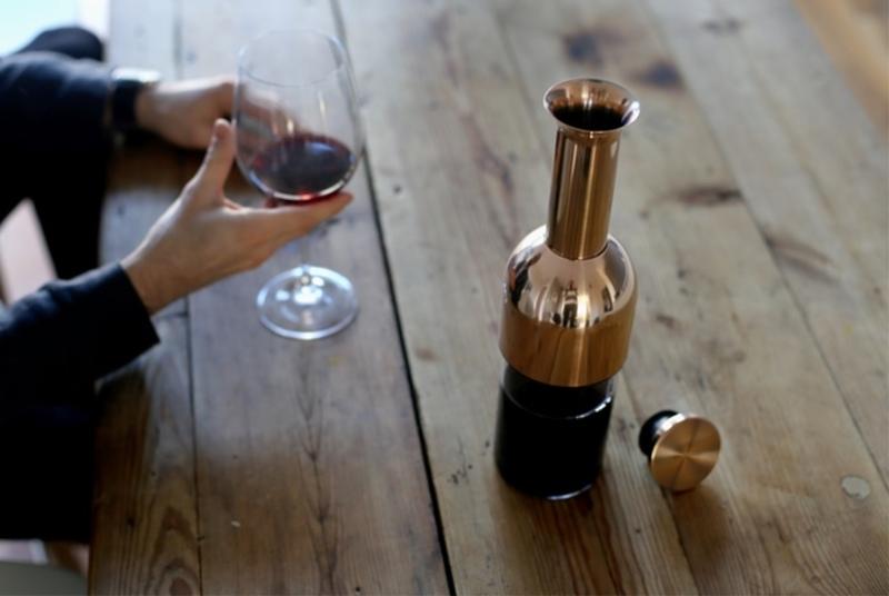 喝不完别丢!eto红酒锁鲜瓶让红酒至少再活12天