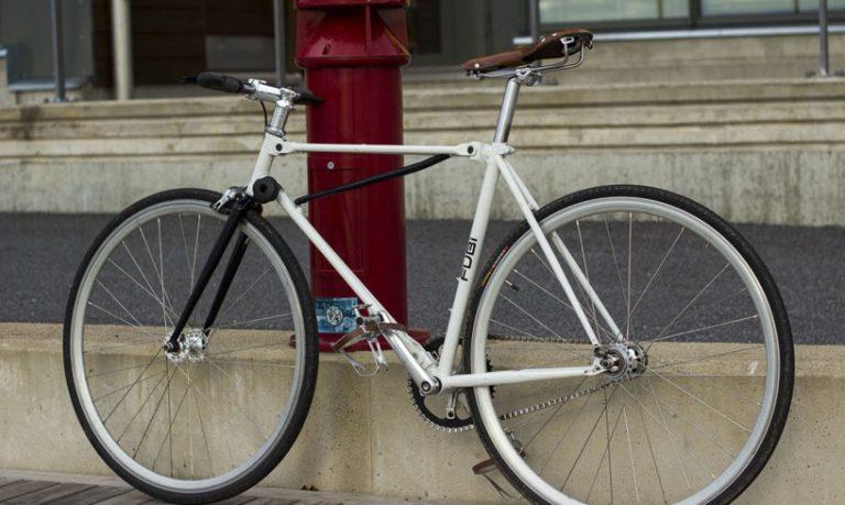FUBi fixie全尺寸折叠自行车