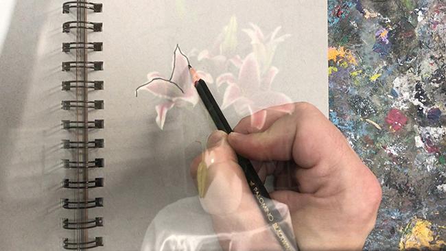 艺术创作者必备!NeoLucida XL投影描绘器让你素描过程更轻松!