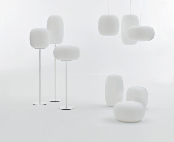 可当家具使用的灯具 Pandora