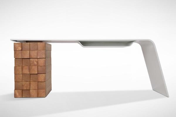 Katedra 办公桌:技术与艺术的完美结合