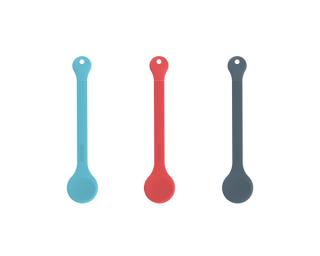 为低盐饮食而设计的勺子 Mr.Sam