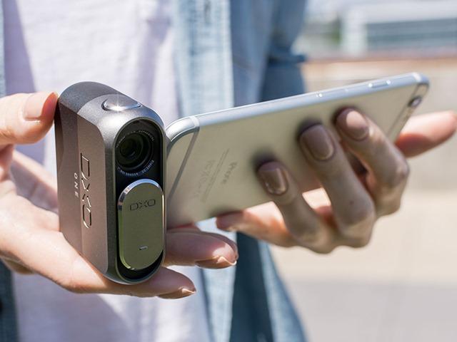 iPhone 外挂式高清相机