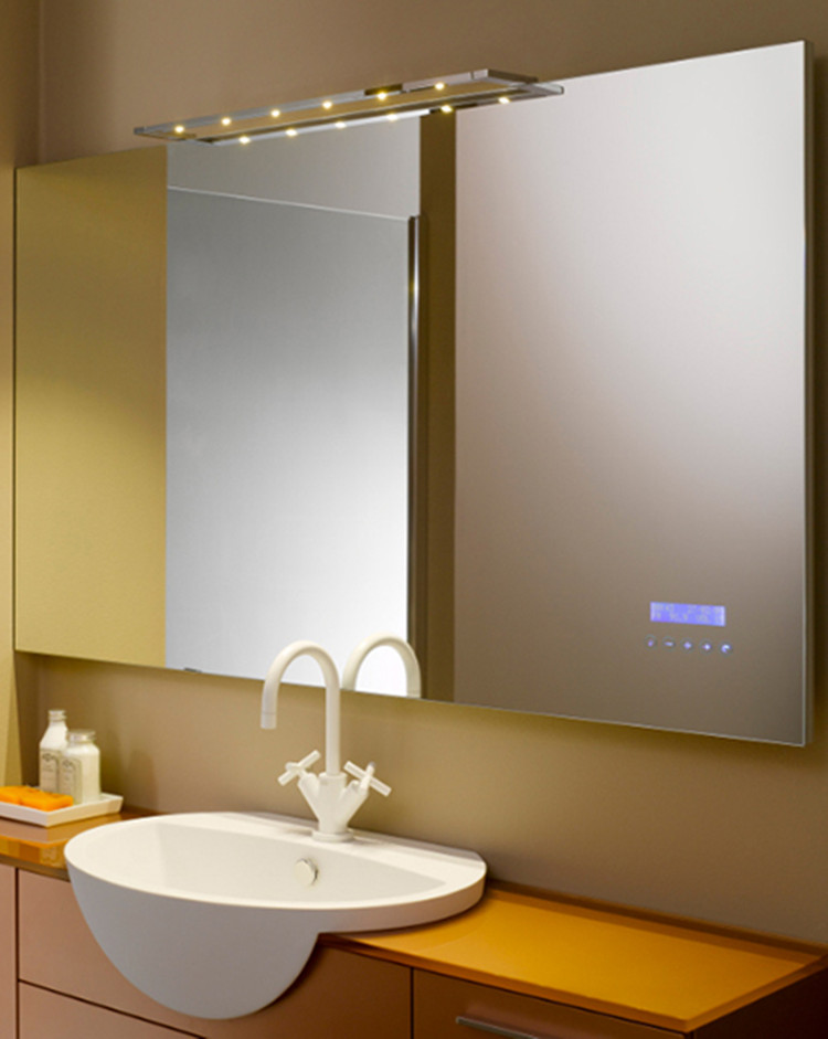 Stocco Maitire可以播放MP3的触屏镜子
