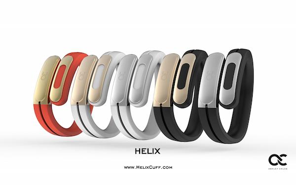 Helix:把耳机戴在手腕上