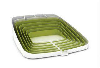 Arena 自动排水碗碟架
