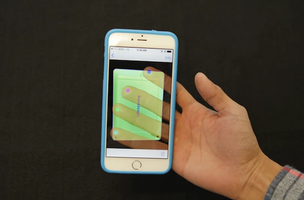 HandyCase 手机保护壳,让你的iPhone 6s 变透明