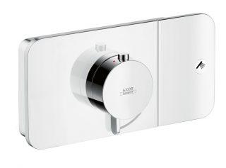 axor one浴室控制器 多功能操控更简单