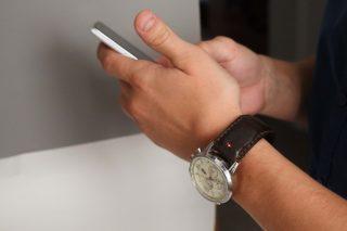 智能表带 Unique,可以把任何传统手表智能化