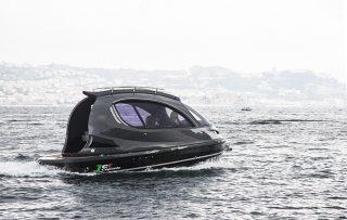 jet capsule迷你胶囊私人游艇 2016版新