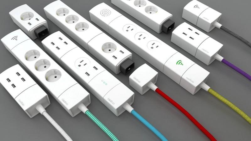 Casitoo模块化插座