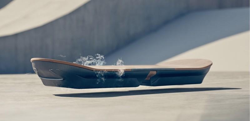 雷克萨斯Hoverboard悬浮滑板