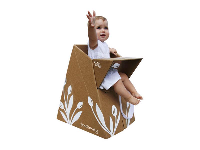 当设计遇到纸板, 纸板DIY的各种酷炫产品