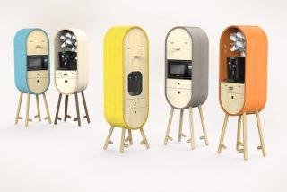 LO-LO-可爱的微型厨房