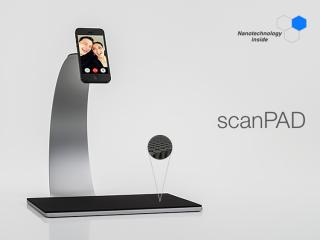 史上最酷扫描仪scanPAD