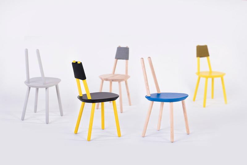 Naïve系列椅子设计