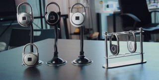 能给手机充电的锁中之王,支持0.8秒指纹解锁!