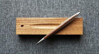 意大利高逼格签字笔,不用墨水可用百年