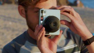 情怀党的玩物日志,Leica Sofort 拍立得相机。