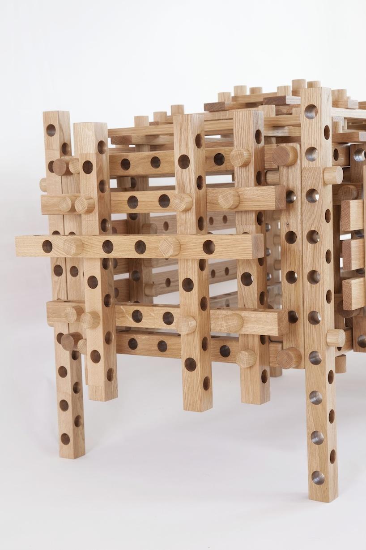shigeki yamamoto推出积木储物柜 找寻趣味童年回忆