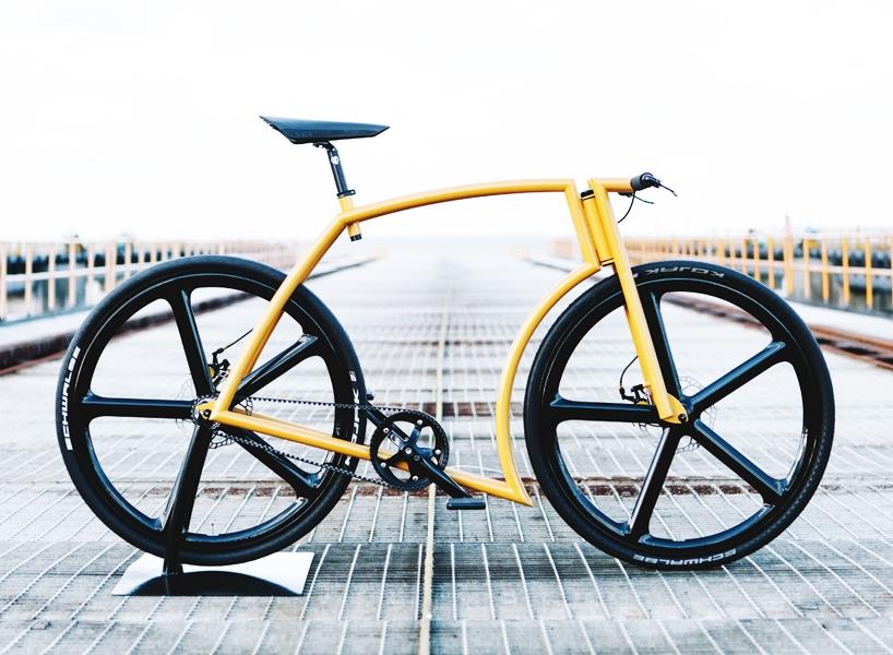 兰博基尼范儿的viks GT自行车