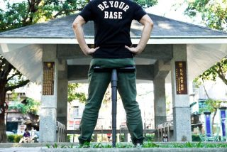 排队神器化身第三只脚,Sitpack伸缩自如让你靠!