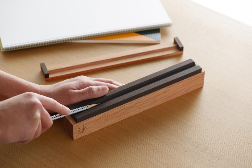 SHU SHU铅笔刀 锋利如刀剑