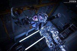 韩国团队打造巨型机器人METHOD-2