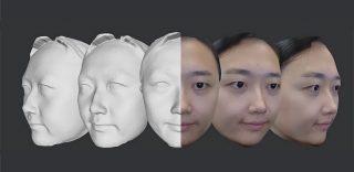 Bellus3D面部扫描仪让你想咋拍就咋拍