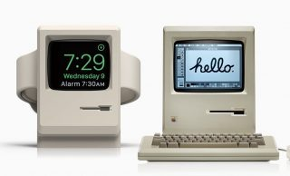elago复古计算机底座  为apple watch量身打造