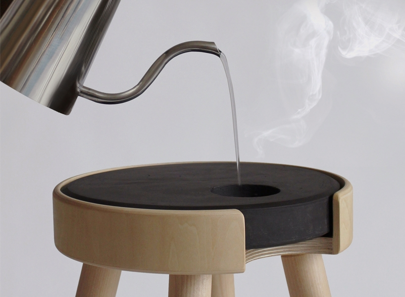 陶质注水坐凳 带您享受别样温暖坐感