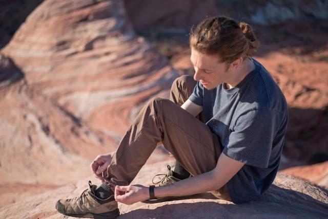 耐脏耐磨、说走就走的轻量冒险:Trailhead防水裤